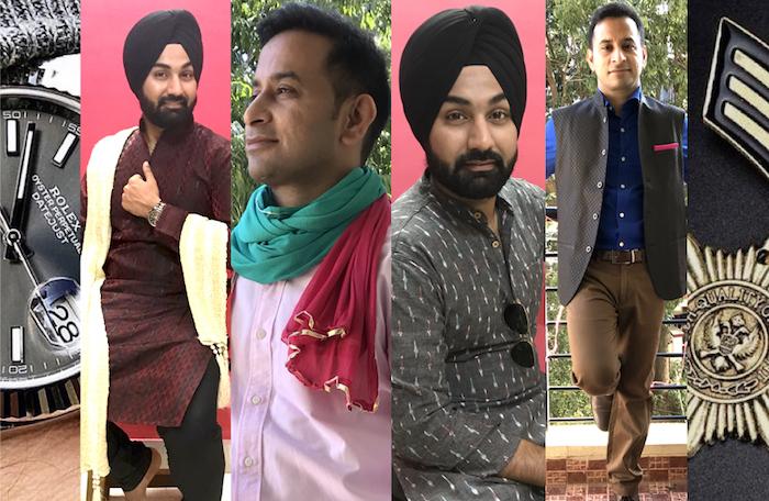 Men's Ethnic Wear Style Code