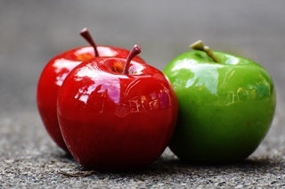 Apple Nutrition and Benefits