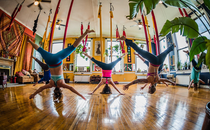 11 Trendy Workouts You need to try in 2020 - Aerial Fitness Workout