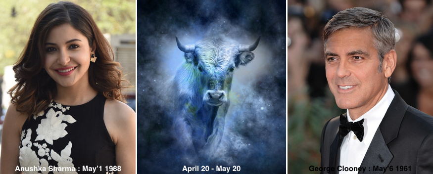 What does your Zodiac Sign say about your Health_Problem Areas and Nutrition Advice_Taurus_Anushka Sharma_George Clooney