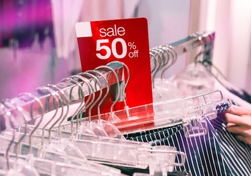 I have nothing to wear - Why & Ways to fix - Don't be fooled by discounts