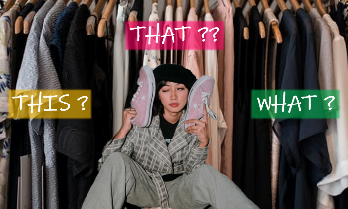 I have nothing to wear - Why & Ways to fix