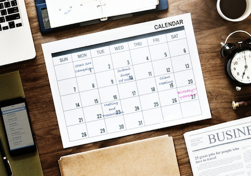 Ways to Boost Your Confidence - Set Goals with Deadlines